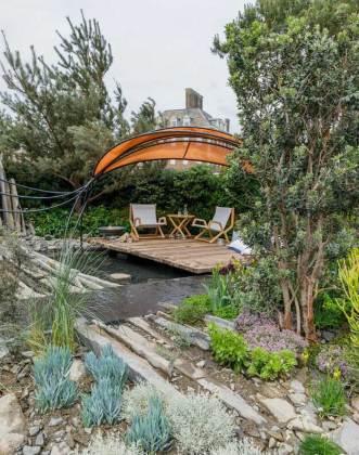 Facebook Beyond The Screen Garden by Joe Perkins. Picture; RHS/Sarah Cuttle
