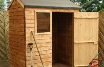 Win this wonderful shed from Waltons