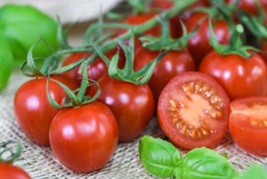 Tomato Rubylicious. Picture; Thompson & Morgan