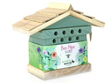 Bee Hyve. Picture; Yorkshire Wildlife Trust