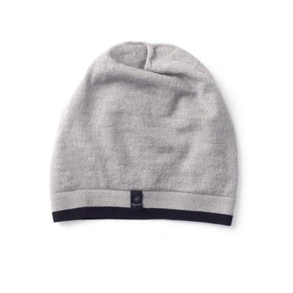 Merino Slouch Hat. Picture; Genus