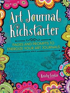 art journal kickstarter mandy van goeije