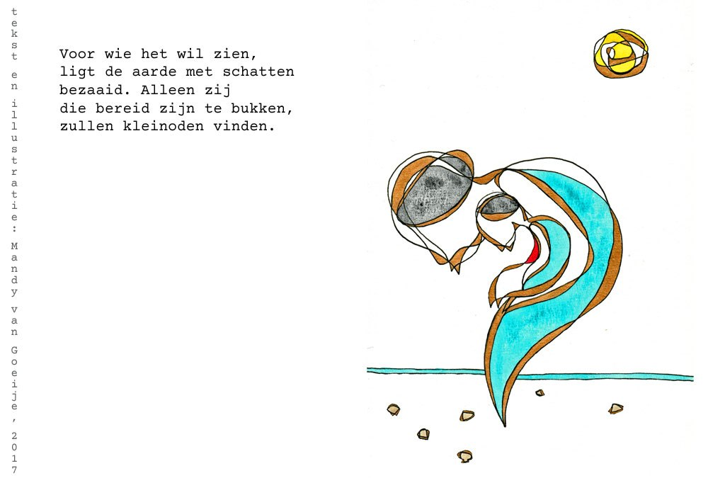 a Tanka illustrated: #2 For those willing to see…
