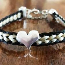 Mini Hearts Bracelet