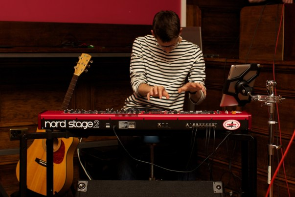 Lucan Mills at Electric Social, Brixton