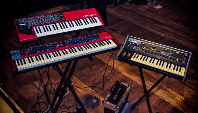 Synths with Ultra '90s