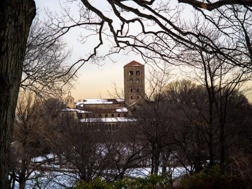 Que faire à new york the cloisters