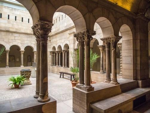 Que faire à new york The cloisters - Manekitravel