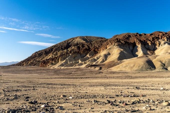 Vallée de la mort - la photo de voyage