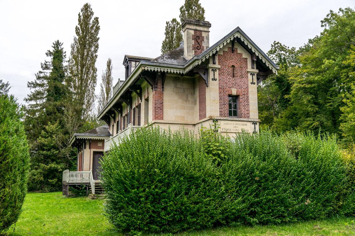Pierrefonds et ses environs