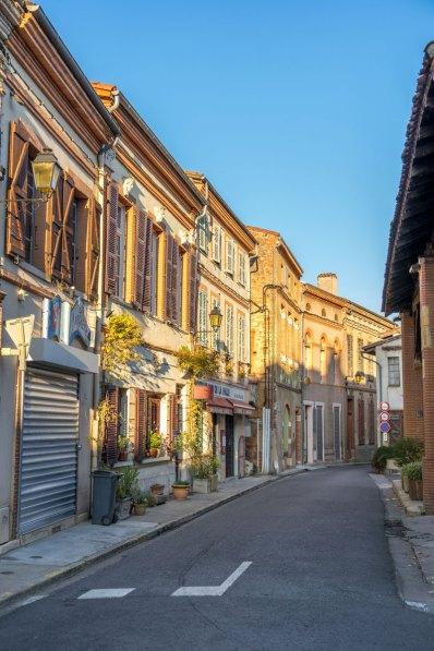 Environs de Toulouse - Rieux Volvestre