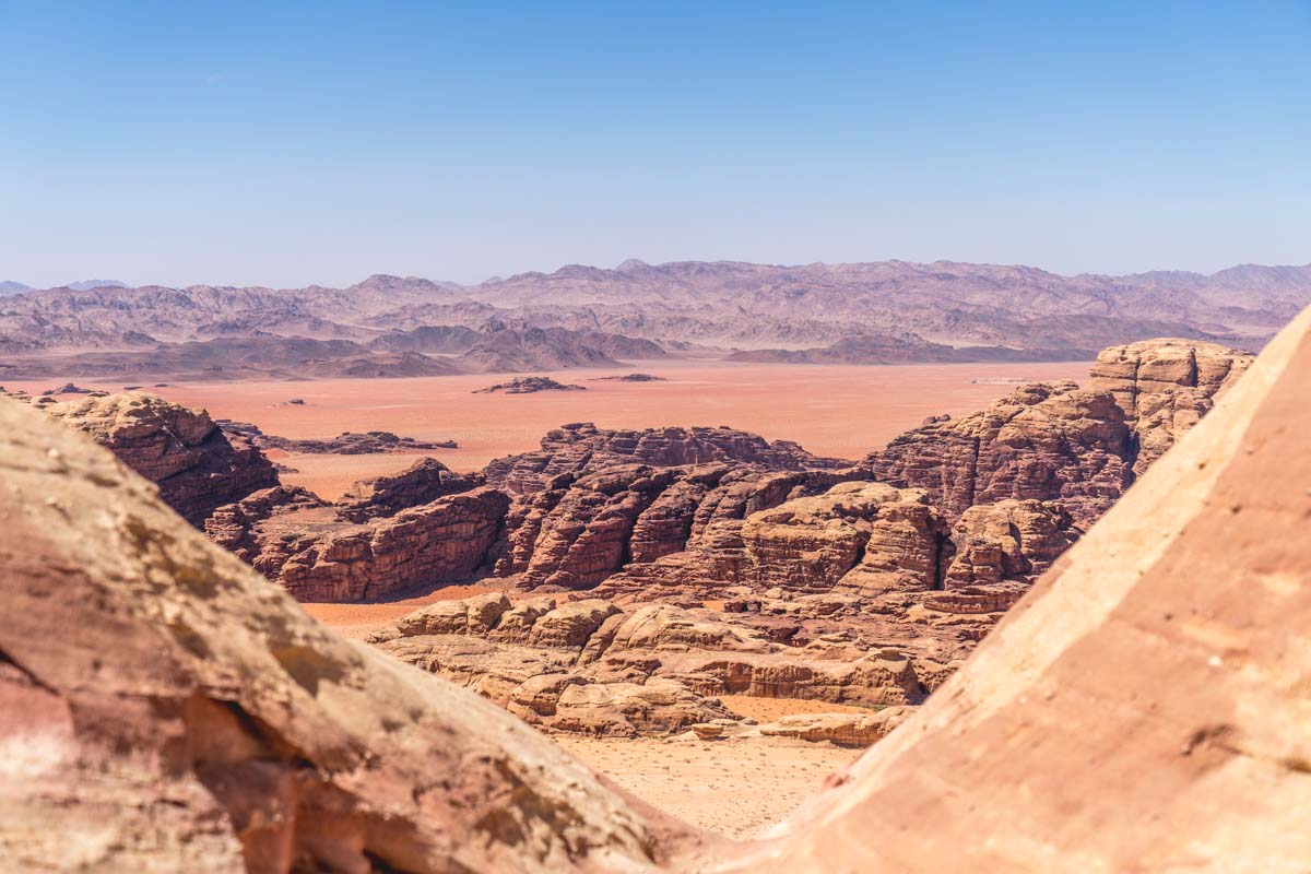 Cartes postales de Jordanie - 6 lieux à découvrir