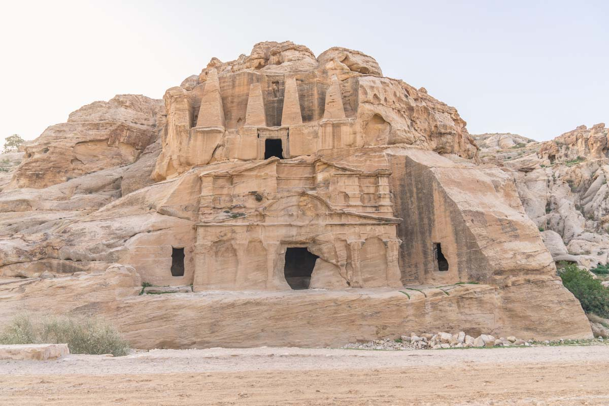 Visiter Pétra - Manekitravel