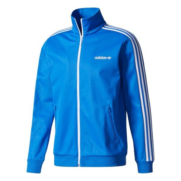 Adidas Originals Beckenbauer Track Top (blue/white)
