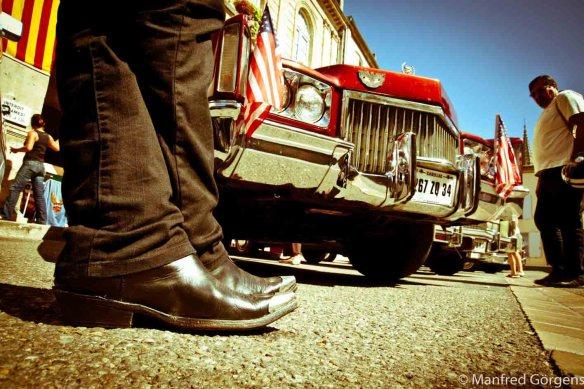 Balades en Cadillac