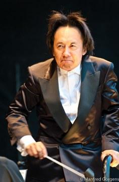 Dirigent Toshiyuki Kamioka