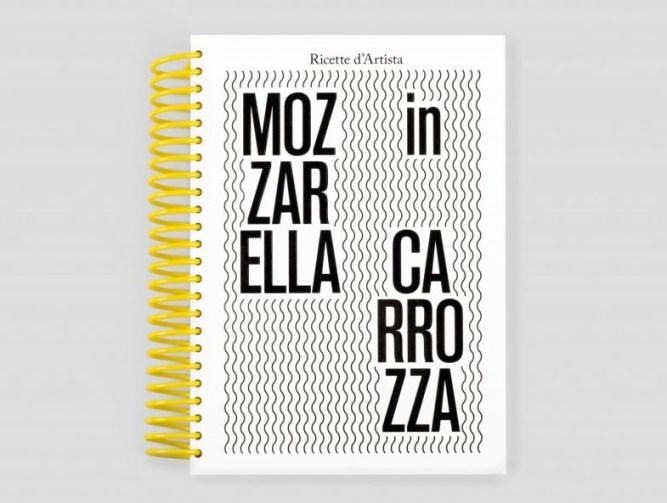 Mozzarella in carrozza, Short story + Recipe, 2017