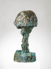 Untitled, 2016, bronze, cm 29x29x64