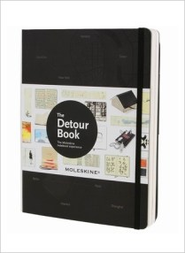 Moleskine - Detour, 2007, Notebook
