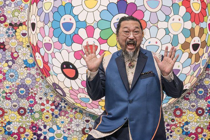 """Résultat de recherche d'images pour """"Monstres, mangas et Murakami s'exposent au Musée en Herbe, à Paris"""""""