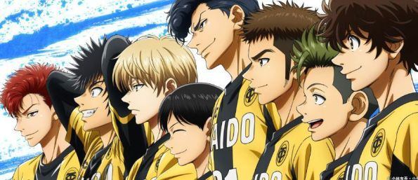 Le manga Ao Ashi adapté en anime, 31 Mai 2021 - Manga news
