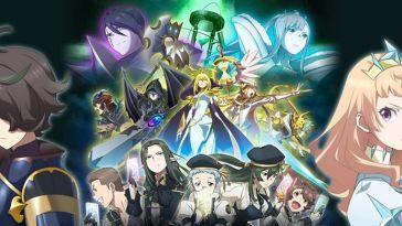 Anime – Seven Knights Revolution – Hero Successor – Episode #6 – La fête – Festival, 16 Mai 2021