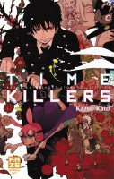 Manga - Time Killers