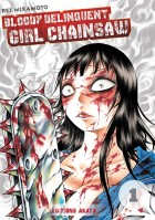 Manga - Bloody Delinquent Girl Chainsaw