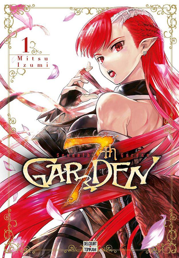 Manga - 7th Garden