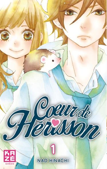 Manga - Coeur de hérisson