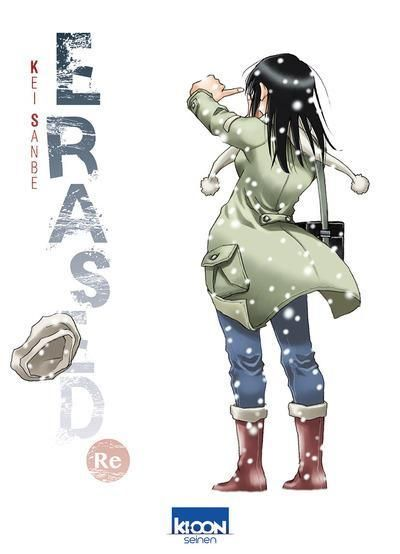 Manga - Erased Re