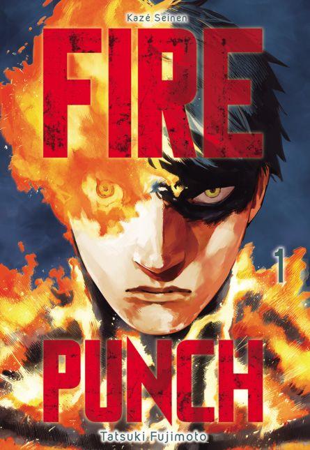 Manga - Fire Punch