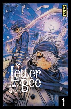 Manga - Letter Bee