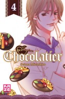 Manga - Manhwa - Heartbroken Chocolatier Vol.4
