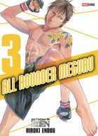 Manga - Manhwa - All Rounder Meguru Vol.3