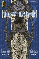 Manga - Manhwa - Death note Vol.3