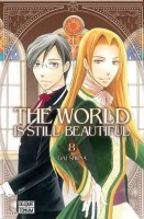 Manga - Manhwa - The World is still Beautiful Vol.8