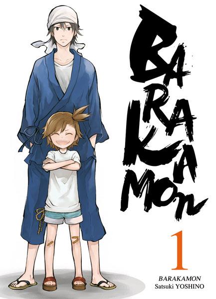 Manga - Manhwa - Barakamon Vol.1
