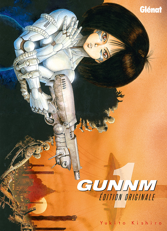 Manga - Manhwa - Gunnm - Edition Originale Vol.1