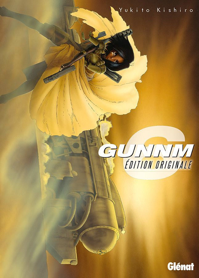Manga - Manhwa - Gunnm - Edition Originale Vol.6