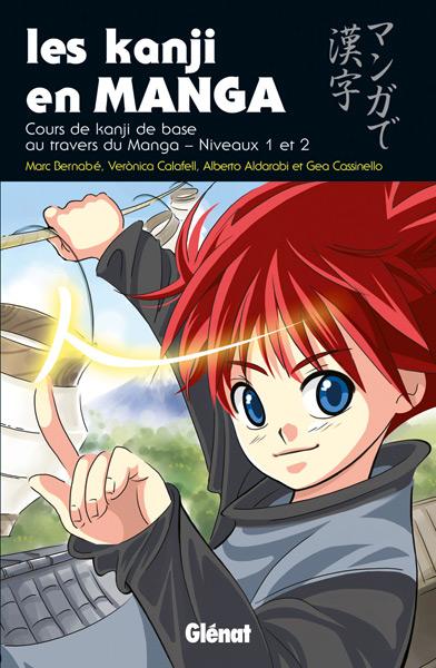 Manga - Manhwa - Kanji en Manga (les) Vol.1