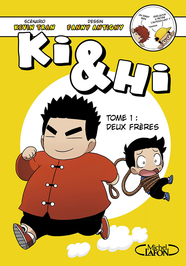 Manga - Manhwa - Ki & Hi Vol.1