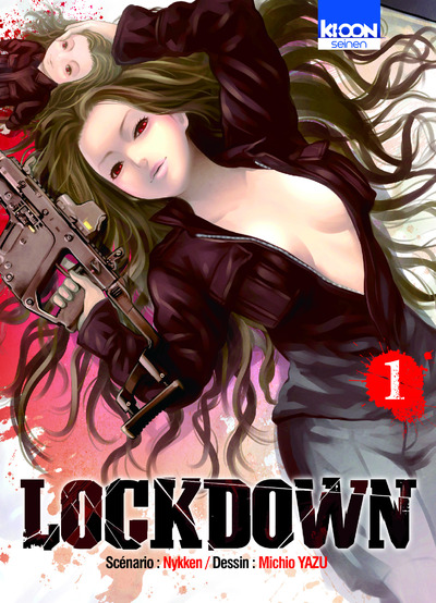 Manga - Manhwa - Lockdown Vol.1