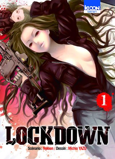 Manga - Manhwa - Lockdown Vol.1