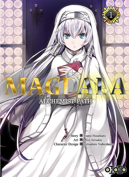 Manga - Manhwa - Magdala - Alchemist Path Vol.1