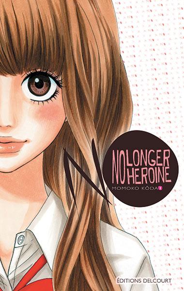 Couverture - No Longer Heroine 1