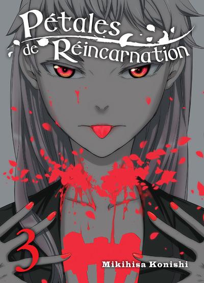 Manga - Manhwa - Pétales de réincarnation Vol.3