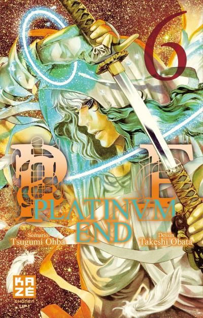 Manga - Manhwa - Platinum End Vol.6