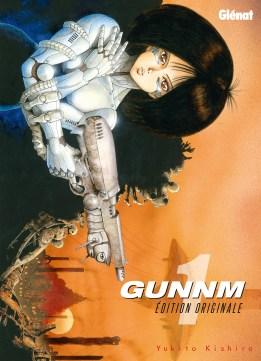 601 GUNNM EDITION ORIGINALE T01[MAN].indd