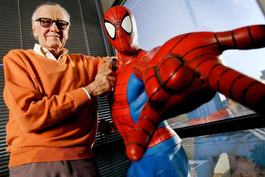 Ticinonline - È morto Stan Lee